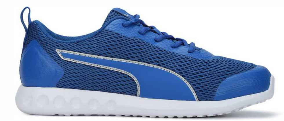 Puma  Cruxston IDP Running Shoes For Men  (Blue)