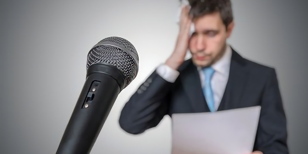 Public Speaking Without Fear: How to Go From Nervous and Scared to Energized and Confident (1)