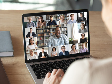 PRESENTING REMOTELY – BREAKING THROUGH THE TECHNOLOGY AND FEAR BARRIER