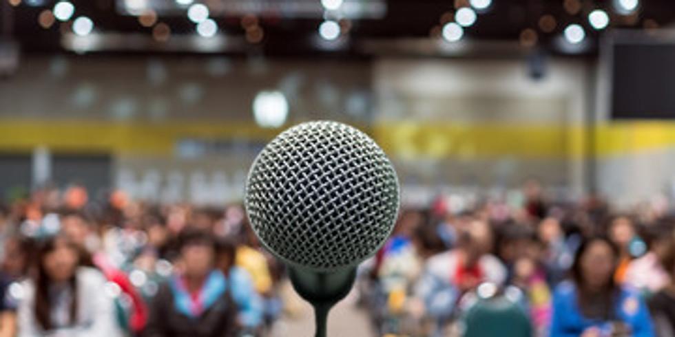 Break Through Your Public Speaking Fear (1)