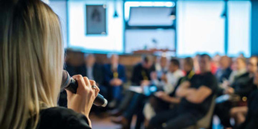 Break Through Your Public Speaking Fear