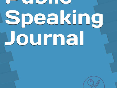 DEVELOP A DAILY PUBLIC SPEAKING PRACTICE