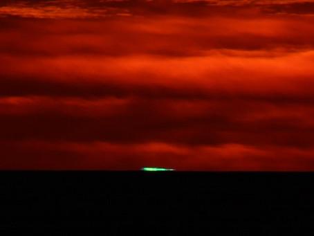 船から見た幻想的な景色トップ10