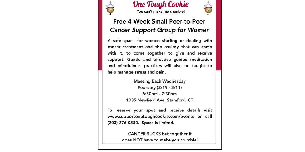 Free 4-Week Women's Peer to Peer Support Group