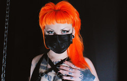 Austin Texas Professional Dominatrix Princess Poison