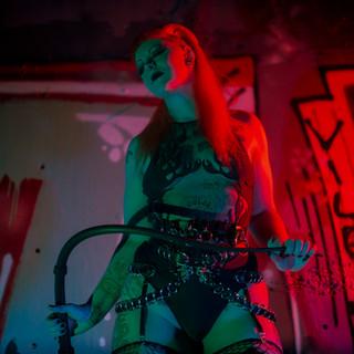 Austin Texas Professional Dominatrix Princess Poison FemDom ProDomme Domme Latex BDSM
