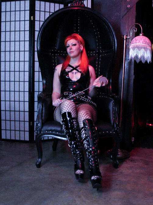 Austin Texas Dominatrix Princess Poison