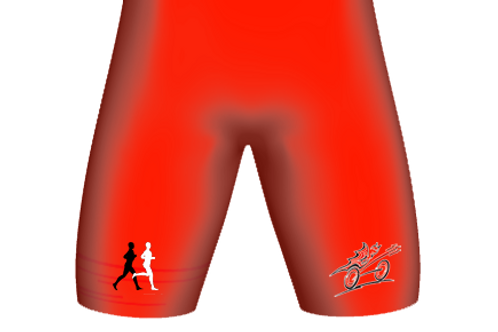 Short ciclista Challenger