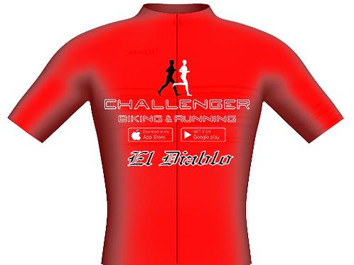 Maglia ciclista Challenger