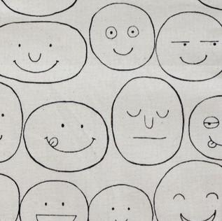 MakeUp Tasche Smiley