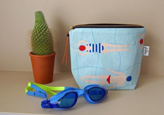 Tasche Schwimmer