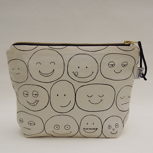 MakeUp Tasche Smiley