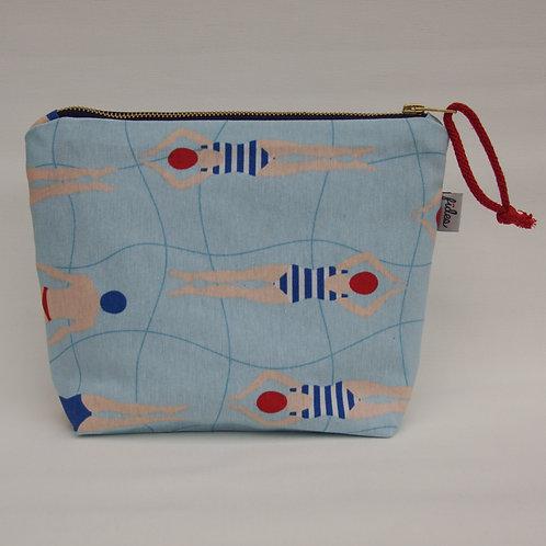 MakeUp Tasche Schwimmer