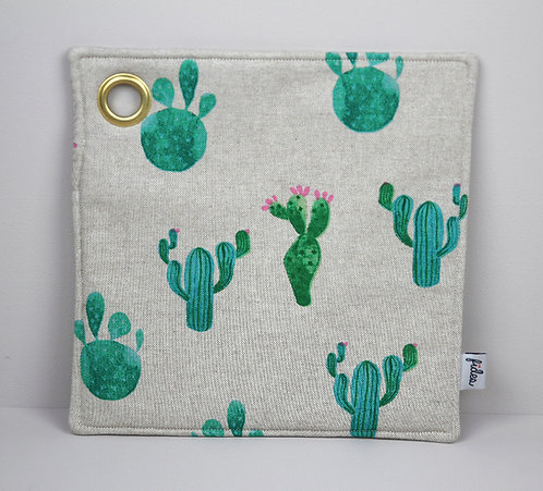 Topflappen Cactus