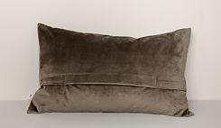 Fides handcrafted goods|Kissen Inka 30cm x 50cm mit Hotelverschluss Innenkissen: 100% Federn