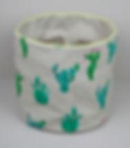 Fides handcrafted goods|Utensilo wendbar Maße: Durchmesser ca. 24cm x Höhe 23cm (nicht umgeschlagen)