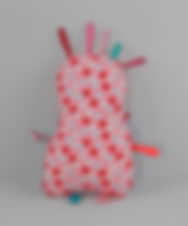 Puppenkissen Friendly Monsterlina Polyesterfüllung
