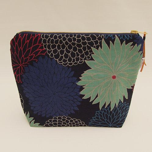 MakeUp Tasche Japanblumen
