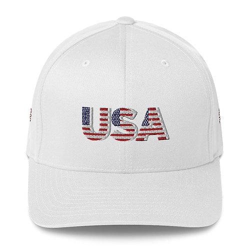 Stoneman Family Heritage - Structured Twill Cap