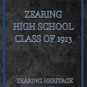 Zearing High School 1913