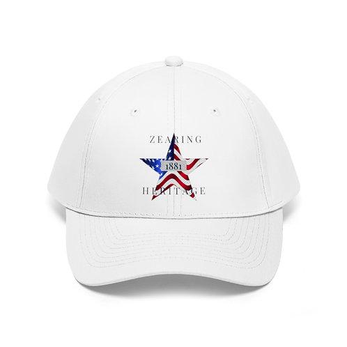 Unisex Twill Hat, 1881 Heritage
