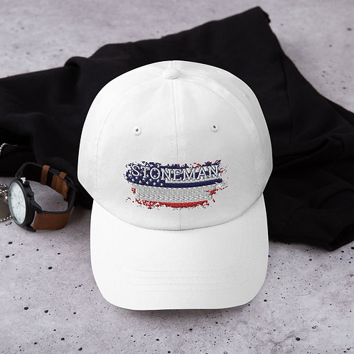 Stoneman heritage Dad hat