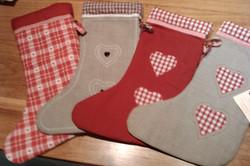 Four stockings