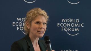 World Economic Forum Moderator