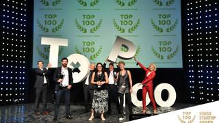 TOP 100 Swiss Start-up Awards Host