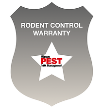 RODENT CONTROL WARRANTY MIDWAY PEST MANA