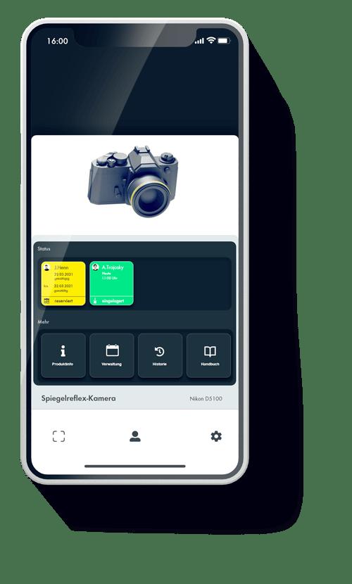 Es gibt viele wichtigen Details die man über das jeweilige Betriebsmittel erfahren möchte - mit der Wattro App von überall möglich.