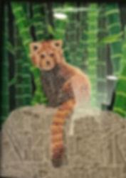 Red Panda by Breyanna Catlett - Scholars