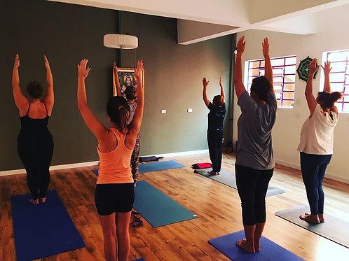 Hatha Yoga Tradicional - Mensal