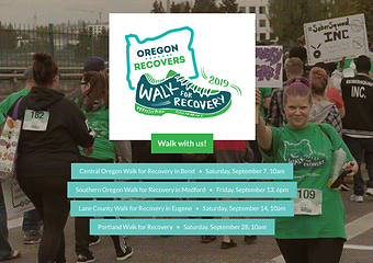 Walk for Recovery Portland, OR - Recovery Blvd Treatment Center