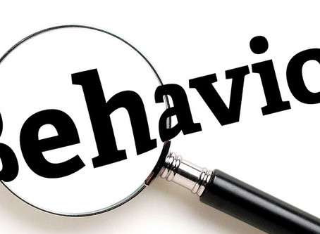 LIST OF MOST WORKED ON BEHAVIOR