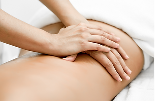 Back Massage for pain by Massage Therapist Toronto