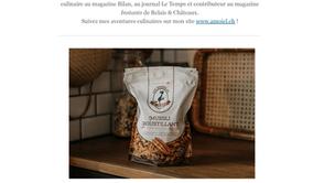 Le Granola Food avec Jennifer Cardle (français)