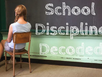 The Difference between Disciplining a Special Education and General Education Student