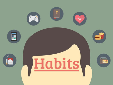 OFTEN UNRECOGNIZABLE HABITS