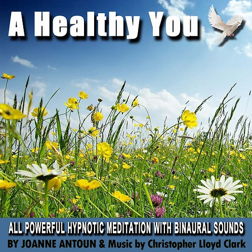"Hypnotic Meditation - ""A Healthy You"" (Instant Download)"
