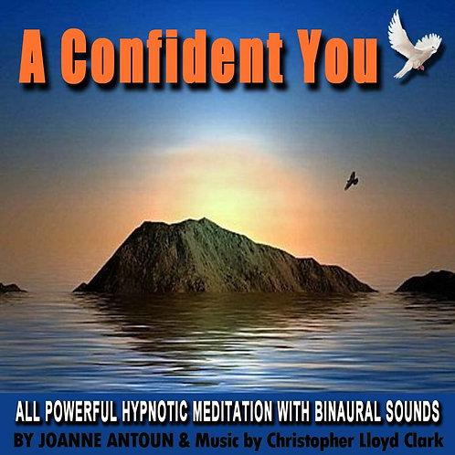 "Hypnotic Meditation - ""A Confident You"" (Instant Download)"