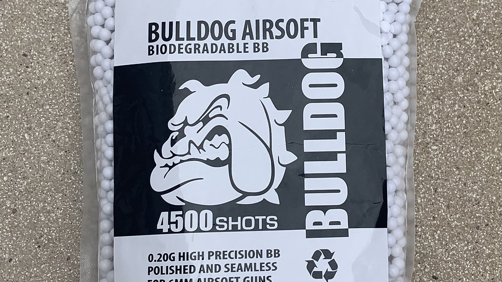 .20g 4500 Bio BB Bag