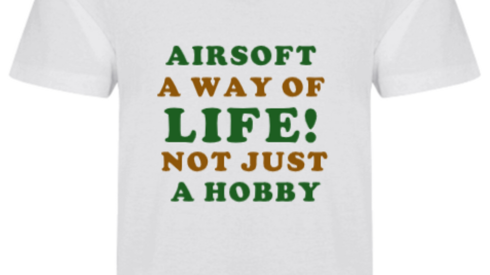 A Way of Life, not just a hobby! T-shirts