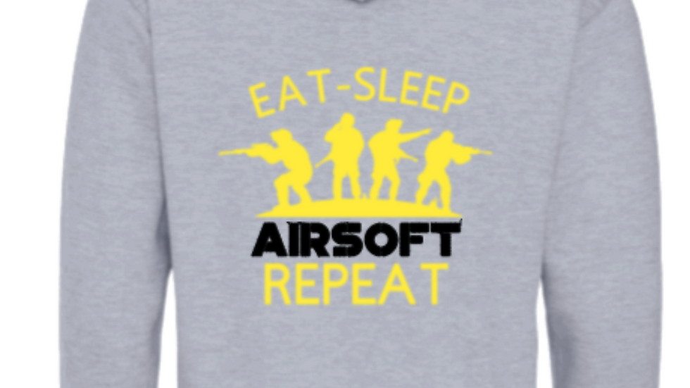 Hero range Hoodies - Eat, Sleep, Repeat