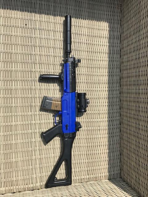 Double Eagle M82 Sig 552