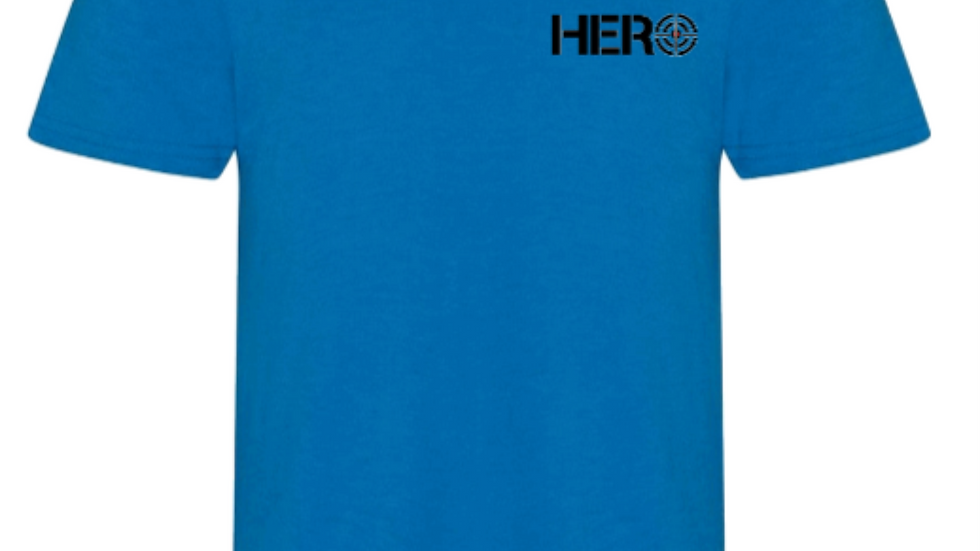 HERO T-shirts-Plain