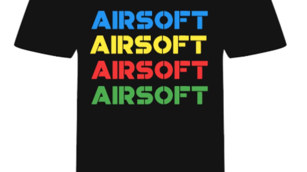 T-shirt Airsoft-Airsoft-Airsoft