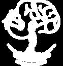 Logo Centre Alchimie des colombes Blanc