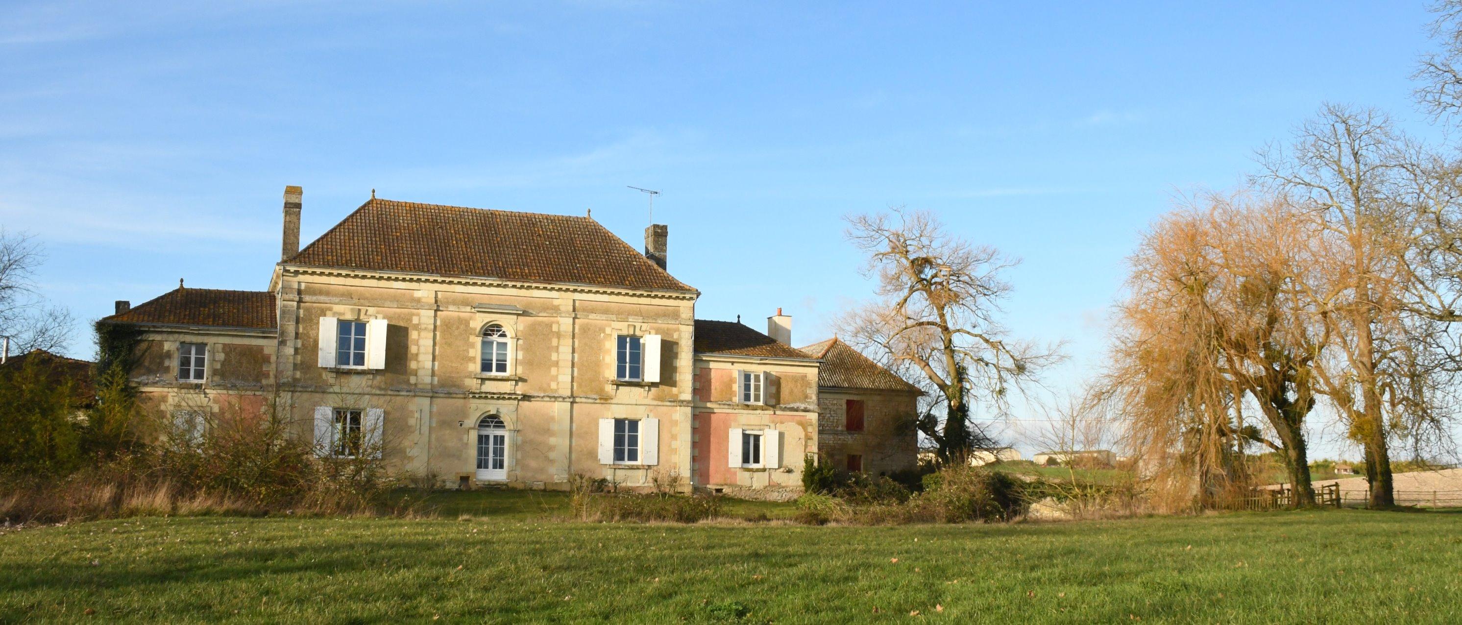 Chateau de Baussay