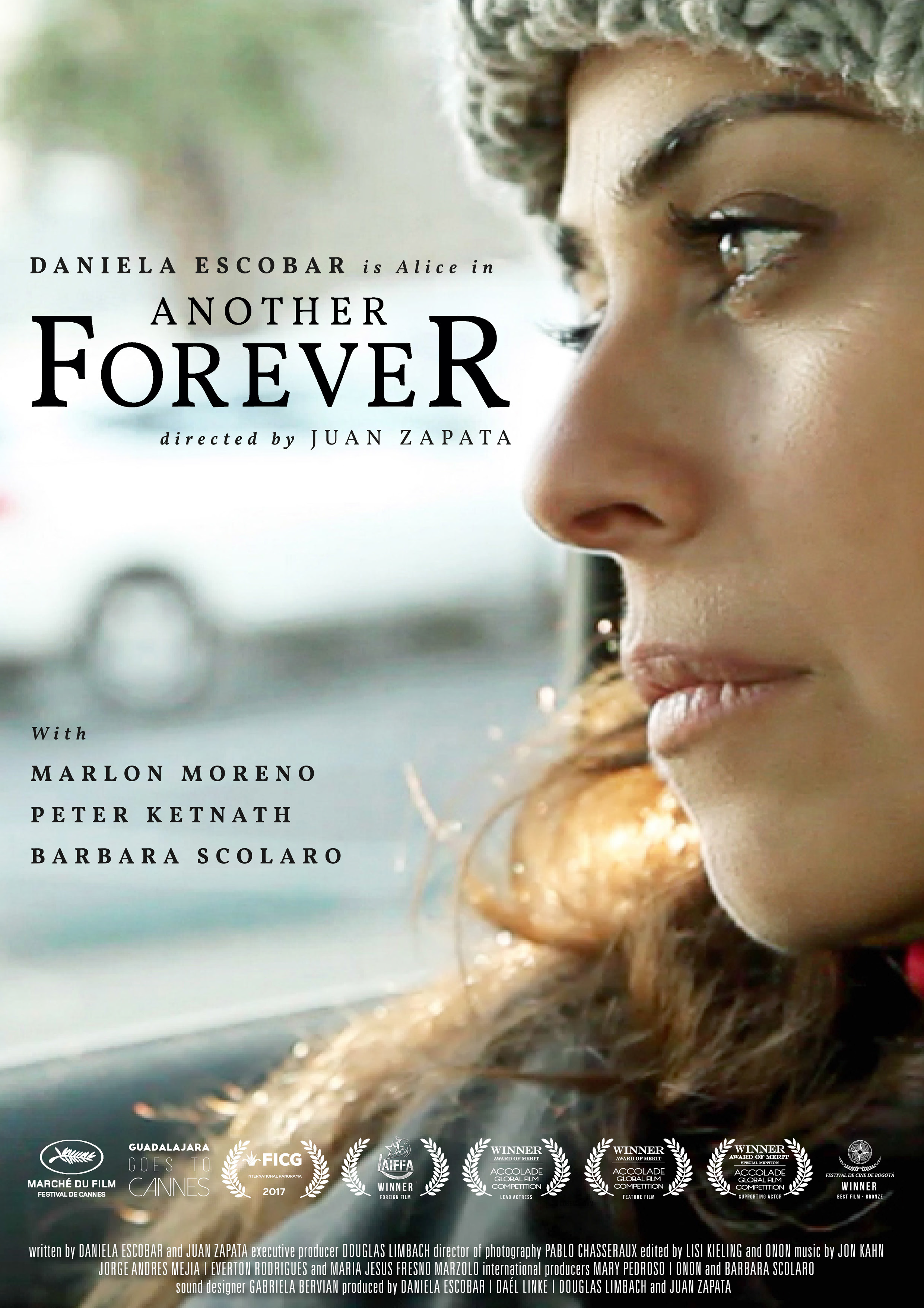 Another Forever poster'